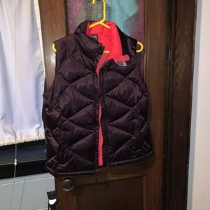 Women's North Face Puffy Vest